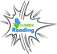 Summer reading DCPL logo