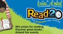 DC Public Library Summer Challenge