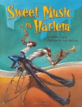 """Sweet Music in Harlem"" book cover"