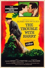 The Trouble With Harry Film Poster