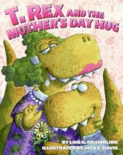 'T. Rex and the Mother's Day Hug' Book Cover