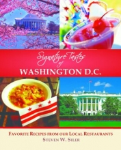 Signature Tastes of Washington, D.C. cover