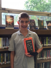 Teen Kindle Winner