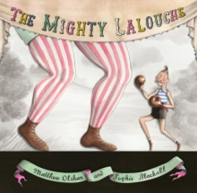 'The Mighty Lalouche' Book Cover