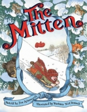 """The Mitten"" Book Cover"