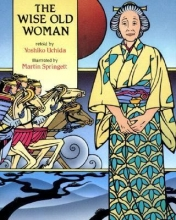 """The Wise Old Woman"" Book Cover"