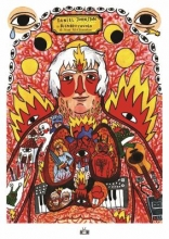 The incantations of Daniel Johnston.