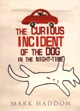 """Image of book cover for """"The Curious Incident of the Dog in the Night-Time"""""""
