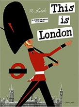 Cover for M. Sasek's This is London