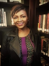 Tracy Chiles McGhee author of Melting the Blues