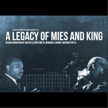 Legacy of Mies and King movie poster