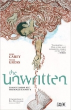 The Unwritten Volume 1: Tommy Taylor and the Bogus Identity