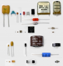 picture of capacitors