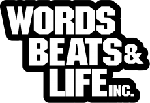 Words, Beats and Life logo