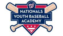 Washington Nationals Youth Baseball Academy logo