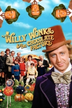 Willy Wonka and the Chocolate Factory Film Poster