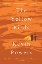 """Image of book cover for """"Yellow Birds"""" by Kevin Powers"""