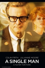 The poster for A Single Man