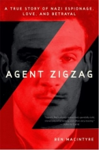 Agent Zigzag book cover