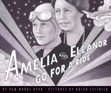 'Amelia and Eleanor Go for a Ride' book cover