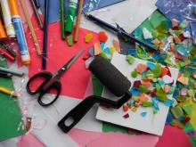 art and craft supplies
