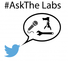 ask the labs logo