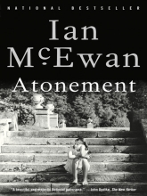 Atonement by Ian McEwan Cover