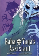 Cover for Baba Yaga's Assistant