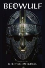 Cover of Beowulf, a viking helmet without a face