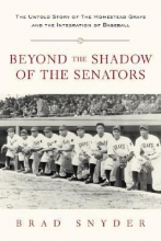 Beyond the Shadow of the Senators by Snyder