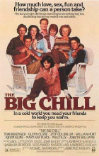 "Poster for ""The Big Chill"""