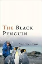 Cover of The Black Penguin by Andrew Evans
