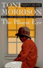 The Bluest Eye book cover.