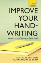 book on improving handwriting