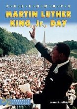 bookcover Celebrate Martin Luther King Jr Day