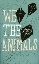 We the Animals book cover.