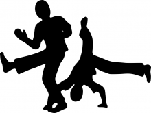 Keeping Cool with Capoeira