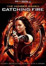 Hunger Games: Catching Fire movie cover