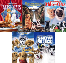 cat and dog movies