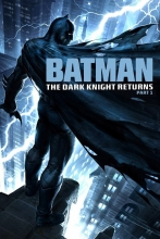 Batman: The Dark Knight Returns movie poster.