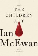 The Children Act, by Ian McEwan