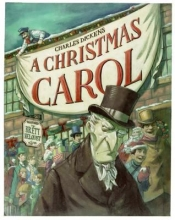 """Image of book cover for """"A Christmas Carol"""""""