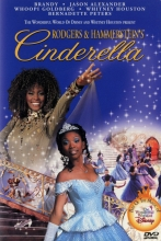 DVD cover of Cinderella