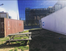 picture of shipping containers