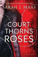 Cover of Court of Thorns and Roses