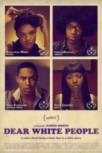 cover image Dear White People
