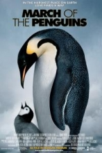 cover image March of the Penguins