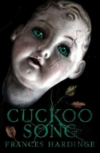 Book cover-Cuckoo Song by Frances Hardinge