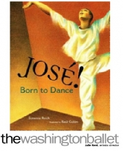 Cover of Jose! Born to Dance