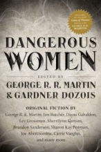 Dangerous Women book cover